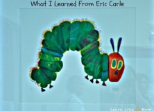What I Learned From Eric Carle