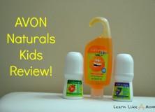AVON Naturals Kids Review