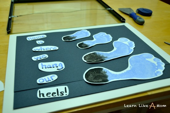 Design your Tar Heel Prints - Learn Like A Mom