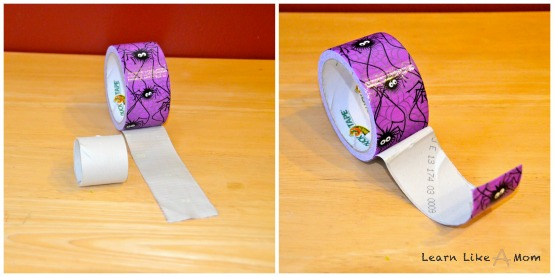 Duct Tape Jewelry - Learn Like A Mom! http://learnlikeamom.com/creative-corner/diy/duct-tape-jewelry/