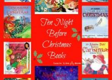 Reading Roundup: Night Before Christmas Books
