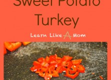 Sweet Potato Turkey