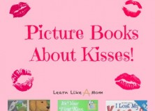 Picture Books About Kisses