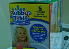 Tubby Table: Keeping Bathtime Fun!