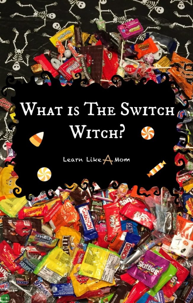 What is The Switch Witch? Have you been interested? Let's take a look! - Learn Like A Mom! http://learnlikeamom.com/the-switch-witch/
